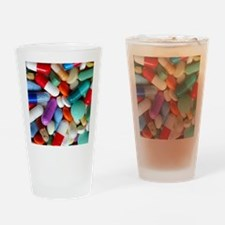 pills drugs Drinking Glass