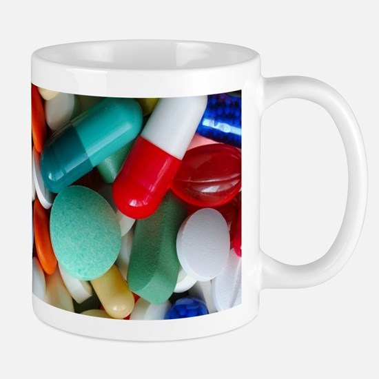 pills drugs Mugs