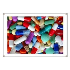 pills drugs Banner