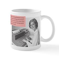 MWC- Typist Mug