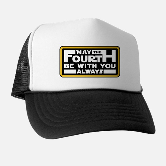May the fourth be with you Trucker Hat