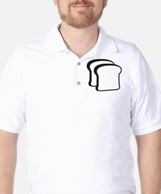 French Toast Golf Shirt