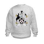 Smith Family Crest Kids Sweatshirt