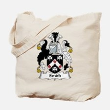 Smith Family Crest Tote Bag
