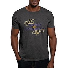 Proud Military Intelligence W T-Shirt