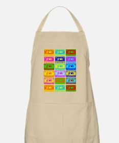 Psychedelic Mix Tapes Apron
