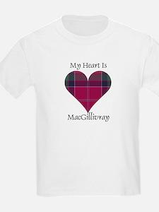 Heart - MacGillivray T-Shirt