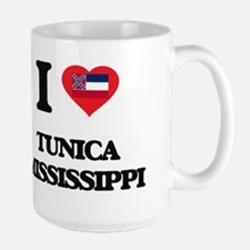 I love Tunica Mississippi Mugs