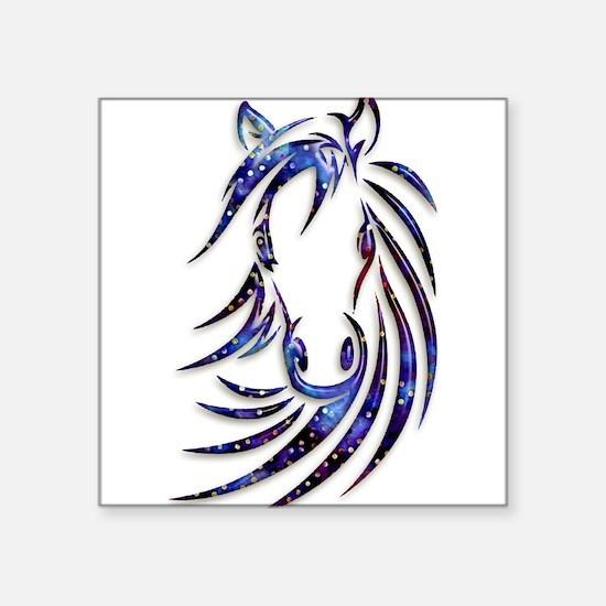 Magical Mystical Horse Portrait Sticker