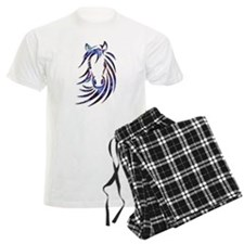 Magical Mystical Horse Portra Pajamas