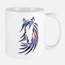 Magical Mystical Horse Portrait Mugs