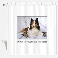 Mothers Day Shower Curtain