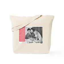 MWC- Newlyweds Tote Bag
