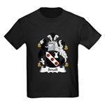 Small Family Crest Kids Dark T-Shirt