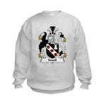 Small Family Crest Kids Sweatshirt