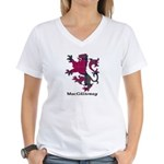 Lion - MacGillivray Women's V-Neck T-Shirt