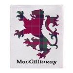 Lion - MacGillivray Throw Blanket
