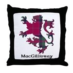 Lion - MacGillivray Throw Pillow