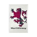 Lion - MacGillivray Rectangle Magnet (100 pack)