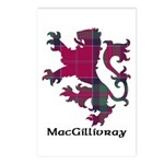 Lion - MacGillivray Postcards (Package of 8)