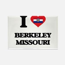 I love Berkeley Missouri Magnets