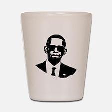 Shady Obama Shot Glass
