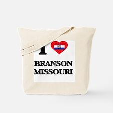 I love Branson Missouri Tote Bag