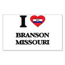 I love Branson Missouri Decal