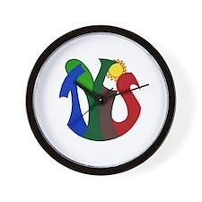 TYIS Wall Clock