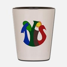 TYIS Shot Glass