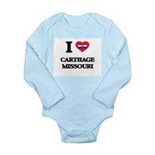 I love Carthage Missouri Body Suit