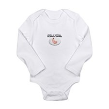 Unique Cult movies Long Sleeve Infant Bodysuit