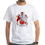 Skipwith Family Crest White T-Shirt