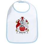 Skipwith Family Crest Bib