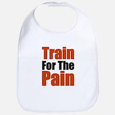 Train for the Pain Bib