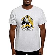 Skinner Family Crest T-Shirt