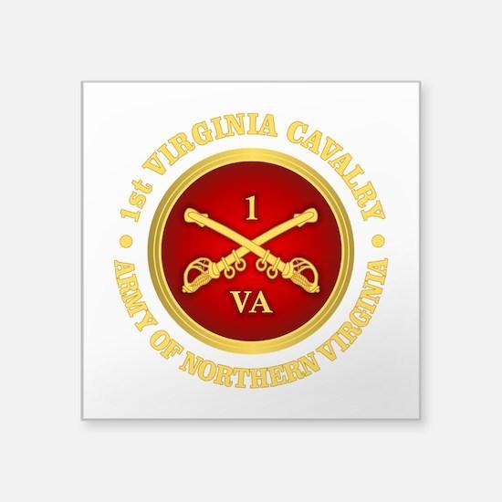 1st Virginia Cavalry Sticker