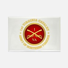 1st Virginia Cavalry Magnets