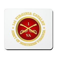 1st Virginia Cavalry Mousepad