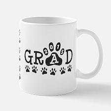 GRAD 2015 Paws Mugs