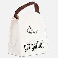 Garlic Canvas Lunch Bag