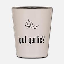 Garlic Shot Glass