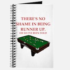 billiards joke Journal