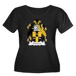 Simeon Family Crest Women's Plus Size Scoop Neck D