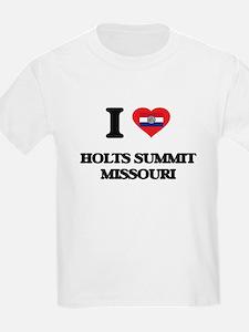 I love Holts Summit Missouri T-Shirt