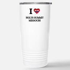 I love Holts Summit Mis Stainless Steel Travel Mug