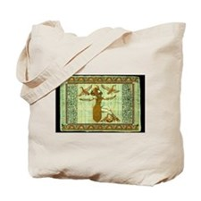 Cleopatra Enters Rome Tote Bag