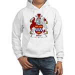 Silver Family Crest Hooded Sweatshirt