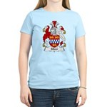 Silver Family Crest Women's Light T-Shirt