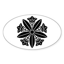 Koga gentian wheel Decal